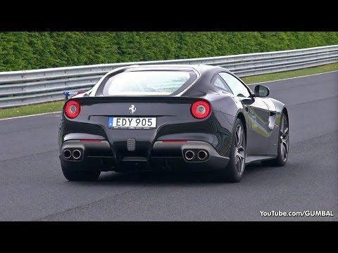 Ferrari F12 Berlinetta 740HP Start Up + Acceleration!