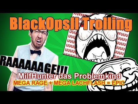 Milfhunter Das Problemkind - Blackopsii Trolling video