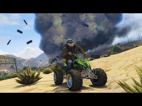 GTA 5 Mods - ULTRA TORNADO MOD!! GTA 5 Tornado Mod Gameplay! (GTA 5 Mods Gameplay)