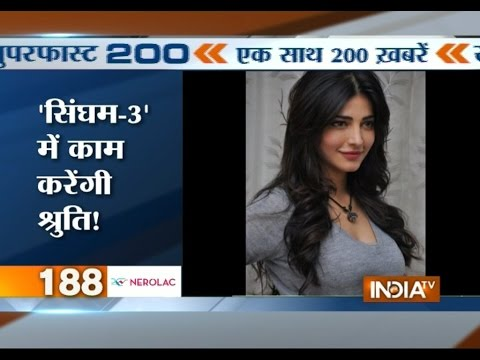 India TV News: Superfast 200 May 17, 2015 | 7.30PM