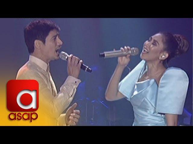ASAP: Sarah G and Piolo Pascual sing 'Ikaw Lang Ang Mamahalin