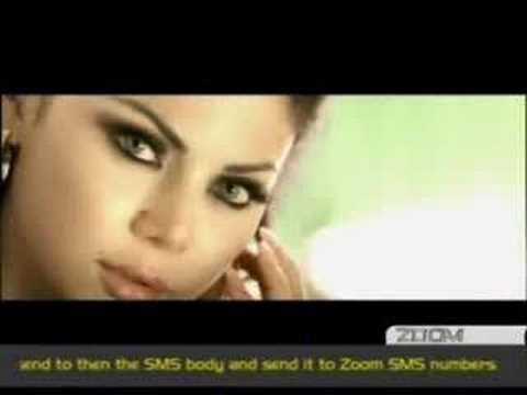 New! Haifa Wehbe Mosh Adra Astana W english Translation. video