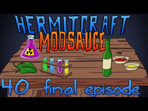 Hermitcraft Modsauce 40 Farewell (final Episode) video