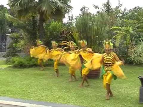 Tari Kupu Kupu - Tari Tradisional - Indonesian Dance video