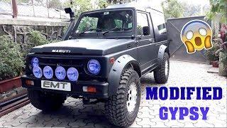 Modified Maruti Suzuki Gypsy | Better Than Mayapuri Gypsy Market | Imzy Vlogs | Part 2