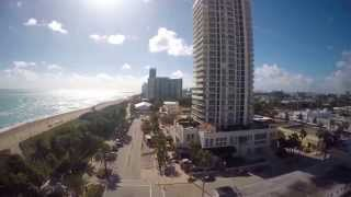 Miami Beach, Fl Aerial Photography