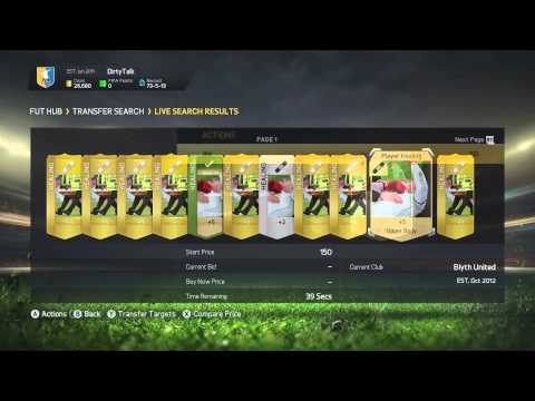 Path to Power 48 - Happy Thanksgiving! - FIFA 15 Ultimate Team