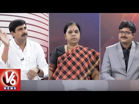 Special Debate On TSRTC Employees Strike | Good Morning Telangana | V6 News