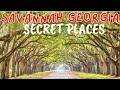 3 MUST-SEE Hidden Gems Near Savannah Georgia | GA Road Trip Episode 4