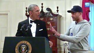 President Obama's Anger Translator: Behind the Scenes