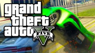 GTA 5 - Inferiority Complex!! (GTA 5 Racing and Funny Moments!)