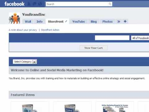 0 How to Set Up a Store on Facebook