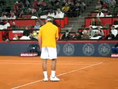 Arnaud Clement at TMS Hamburg Video