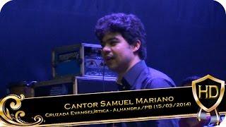 Cantor Samuel Mariano - Alhandra/PB (15/03/2014)