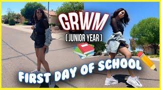 GRWM first day of school 2019 (Junior Year)