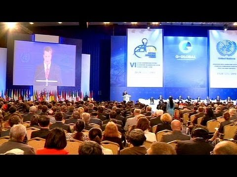 Astana Economic Forum looks at a world in turmoil - target