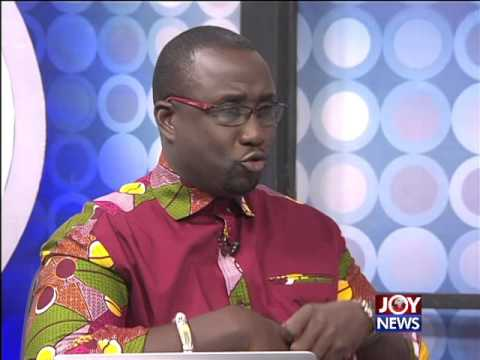 Ghana's Micro Economy  - PM Express on Joy News (15-2-16)