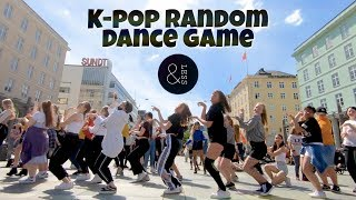[K-POP IN PUBLIC NORWAY] Bergen random dance game, June