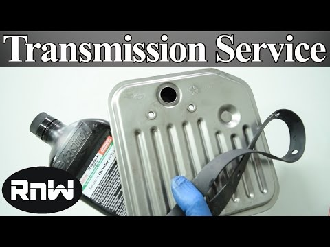 DIY Transmission Fluid, Filter and Gasket Replacement - Also Tips on Avoiding Leaks