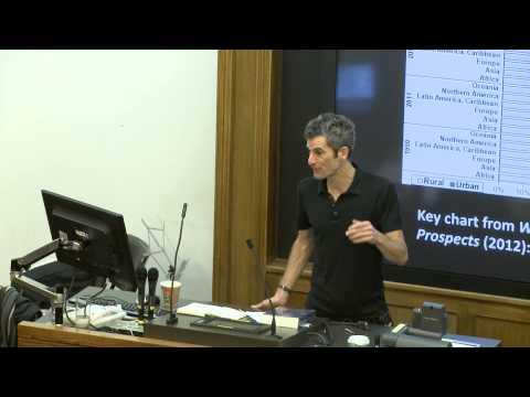 Centenary Lecture Series: 'Understanding Urbanization' with Neil Brenner