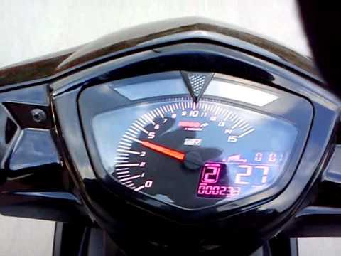 Yamaha Crypton X + Protech + KOSO