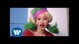 Смотреть клип Cardi B - I Like It ft. Bad Bunny & J Balvin