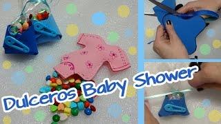 Chuladas Creativas :: Dulceros para Baby Shower :: Ideas Baby :: Sammily