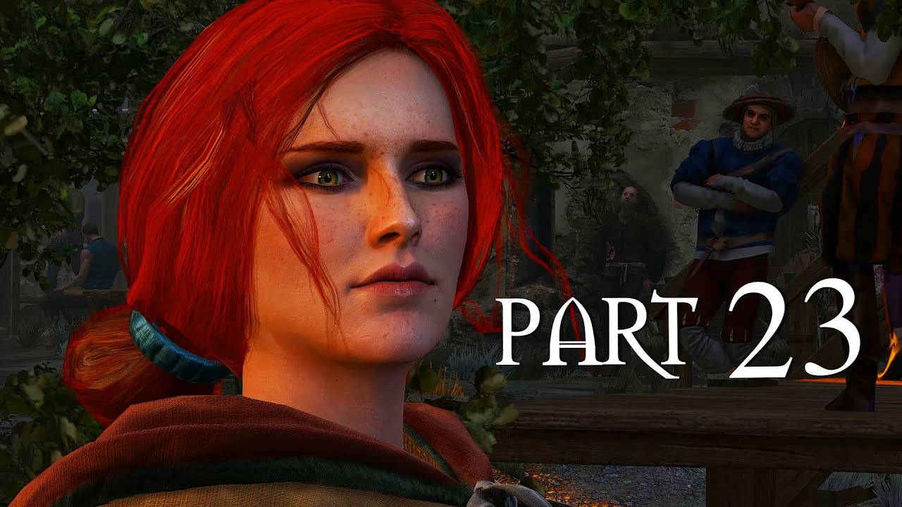 The witcher 3 triss nackt fucked scenes
