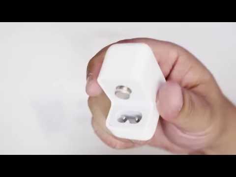 Apple 12W USB Power Adaptor   Unboxing
