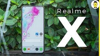 Realme X review: a premium package at a non-premium price | Comparison with Redmi K20