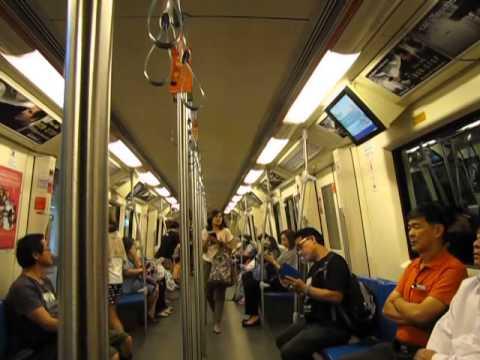 Bangkok MRT Thailand กรุงเทพฯ รถไฟฟ้ามหานคร
