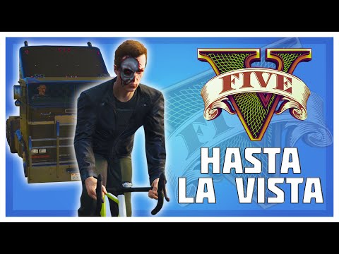 GTA Online Funny Moments: Explosive Speed Racing & Hasta La Vista Epic Clutch!!
