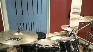 Music Lifeline - Recording Drums in the Style of the '60s