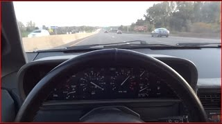 1981 Delorean DMC-12 - Acceleration, Driving and Tour