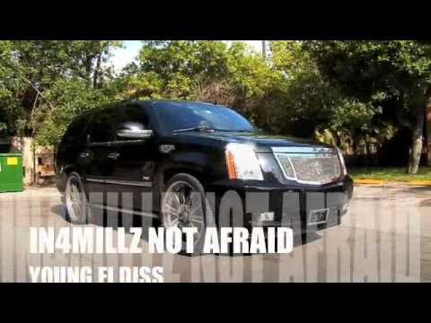 In4millz***new 2010***video---young Fi Diss - Not Afraid *official Video* video