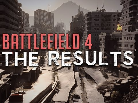 Your Battlefield 4!