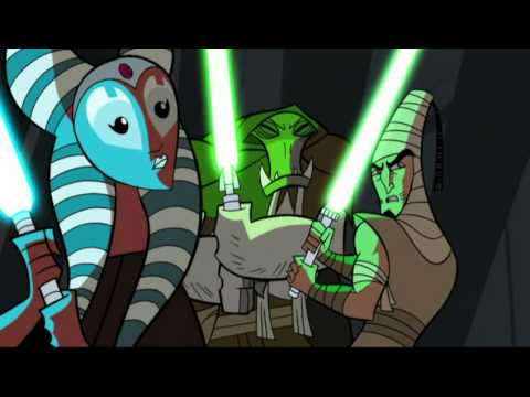 Grievous - Star Wars: Clone Wars (Part 1)