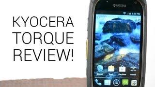 Kyocera Torque Review