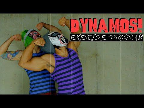 Dynamos! Exercise Program