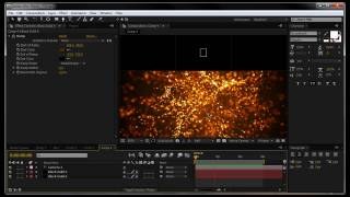 After Effects Particular tutorial