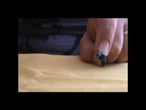 decoración uñas sencilla y rapida / nail art desing