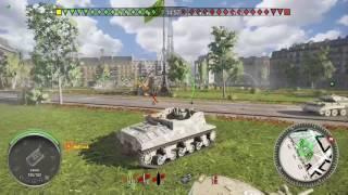 World of Tanks Xbox one Sexton I 2 Kills