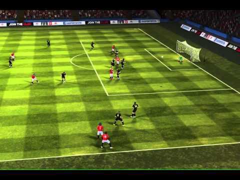 Manchester Utd vs. FC Barcelona - Error de Valdés