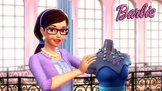Мультфильм #Барби: СКАЗОЧНАЯ СТРАНА МОДЫ!