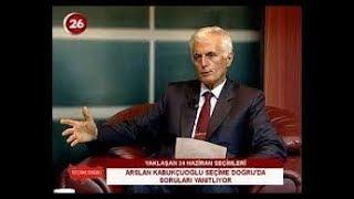 Haberiniz Olsun | İyi Parti Esk Mv Arslan Kabukçuoğlu