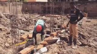 Hydraform foundation Ghana