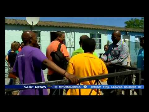 TB Joshua church delegation visit family of deceased in Cape Town