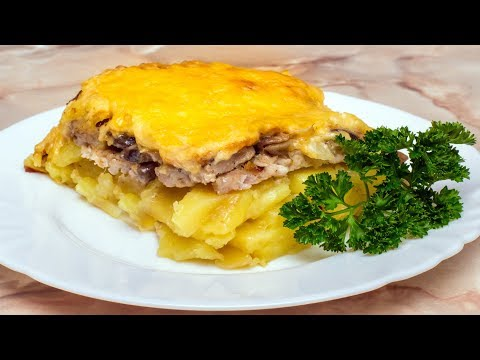 Самое вкусное мясо по-французски. Рецепт