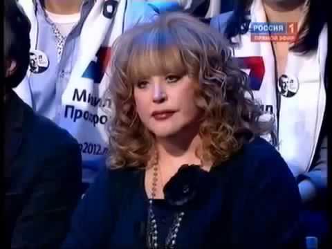 Жириновский послал матом Пугачеву и оскорбил в прямом эфире! Новости России сегодня онлайн.