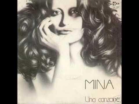 Mina - Una Canzone